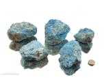 Apatite Blue Rough Stones - 1lb