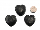 Shungite Heart - 1 pc